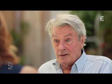 Alain Delon l'interview vérité du Guépard   Stupéfiant !