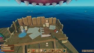 Zabity rekin i stół do badań - RAFT #3