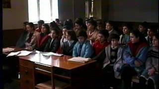 Martuni music school choir, Angela Martirosyan..1996