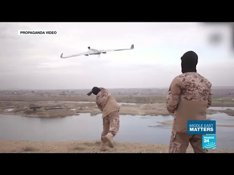 The drone war in the Middle East: A growing threat in modern-day conflict