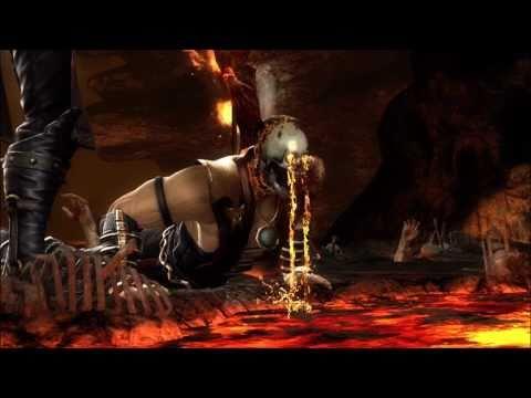 Mortal Kombat (2011) - The Stage Fatalities (Xbox 360)