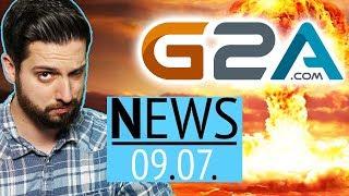 G2A-Shitstorm: Keyseller blamiert sich mit Bestechungsversuch  - News