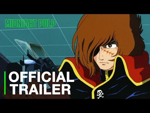 Arcadia of My Youth   Official Trailer [HD]   Origin of Captain Harlock