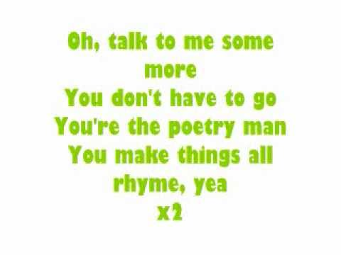 Queen Latifah- Poetry Man Lyrics