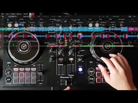 UK Hardcore Mix | DDJ 400
