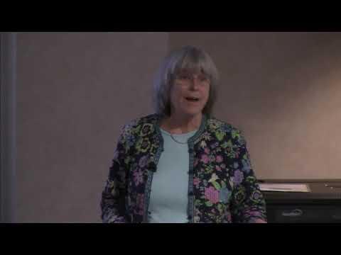 Scientist Ellen Moyer talks about Sustainability