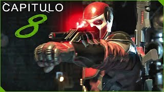 INJUSTICE 2 MULTIVERSO   CAPITULO 8   Probamos Deadshot y la dificultad del Multiverso!