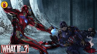 What If Captain America Civil War? Interactive Marvel's What If
