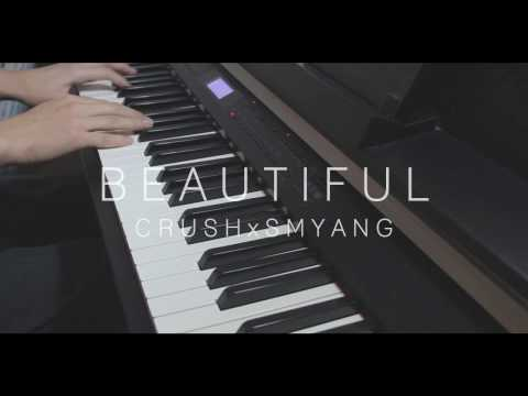 [Goblin 도깨비 OST Part 4] Crush (크러쉬) - Beautiful - Piano Cover