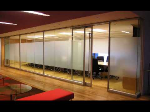 DIRTT Glass Wallswmv  YouTube