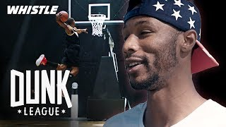 Top 20 INSANE Chris Staples Dunks | Dunk League Video