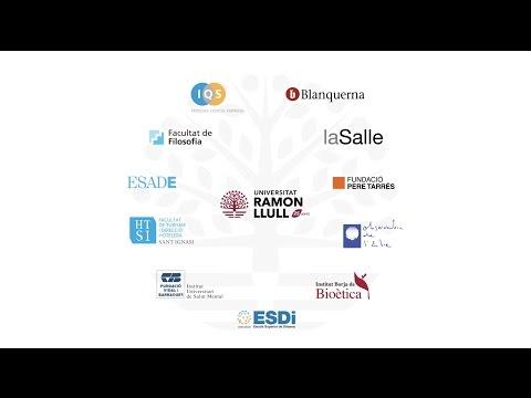 Presentació dels 25 anys de la Universitat Ramon Llull