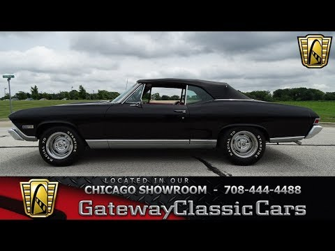 #1427 1968 Chevrolet Chevelle - Gateway Classic Cars Chicago