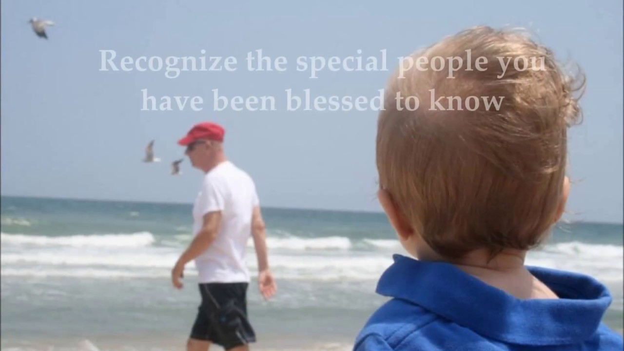 papa s father s day message from heaven to his grandchildren youtube