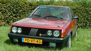Fiat Ritmo Abarth 130TC Strada - Cool HD Video 2014