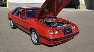 1984 Mustang Start Up