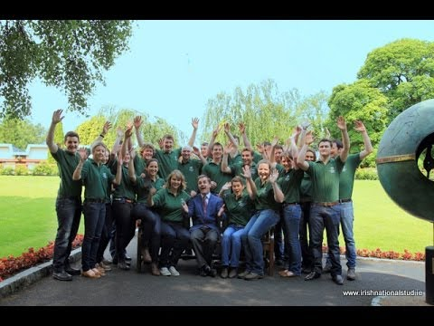 A Day in the Life of an Irish National Stud Student
