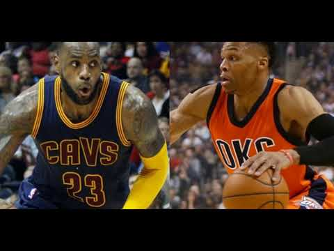 Lebron James and Russell Westbrook are the same type of player