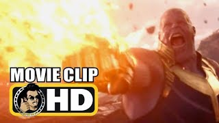 AVENGERS: INFINITY WAR (2018) Clips + Trailer | Marvel HD