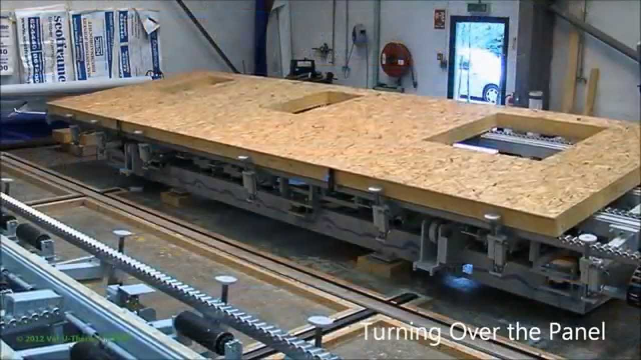 Val-U-Therm® Building Panel Manufacturing Process