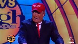 Trump Impersonator Bob