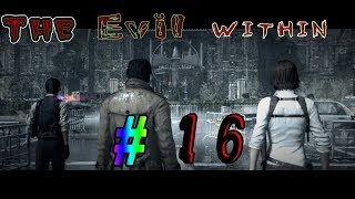 The Evil Within / #16 WHY DID I THINK THIS PUZZLE WOULD GO SO EASY! I DIDNOT SEE THE BLOOD!