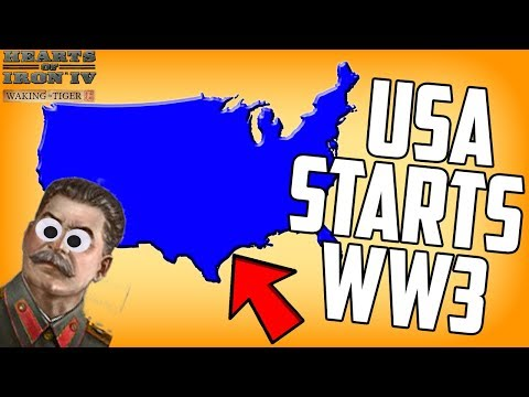 Trying to Win On Operation Overhaul Hearts of Iron 4 HOI4 Mod Gameplay