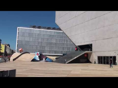 Casa da Música - House of Music - Porto - Portugal - HD