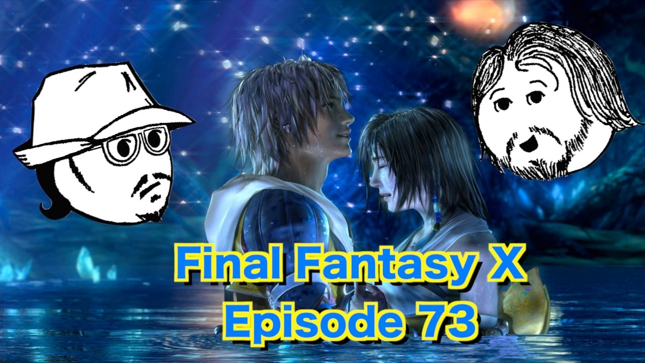 Pissing Off Jackson!!! - Let's Play Final Fantasy X Part 73 - 8-Bit Players