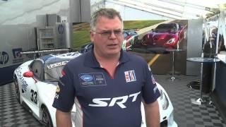 SRT Viper GTS R 2013 Videos