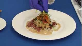 Hook It And Cook It - Jerked Swordfish With Red Beans And Rice