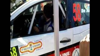 Rally Bassano 2010 Alex De Angelis