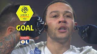Goal Memphis DEPAY (90' +5) / Olympique Lyonnais - Paris Saint-Germain (2-1) / 2017-18