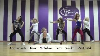 Triadance Dance Studio | Kolya Barni | Britney Spears-Womanizer