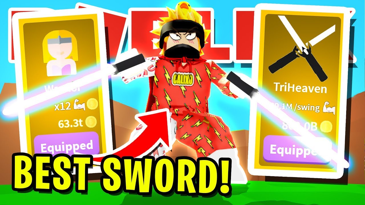 I Got The New Rarest Sword In Roblox Saber Simulator And Used It To Defeat The Bullies - i hatched the new rarest pet unlocking all new swords limited eggs in ninja legends roblox