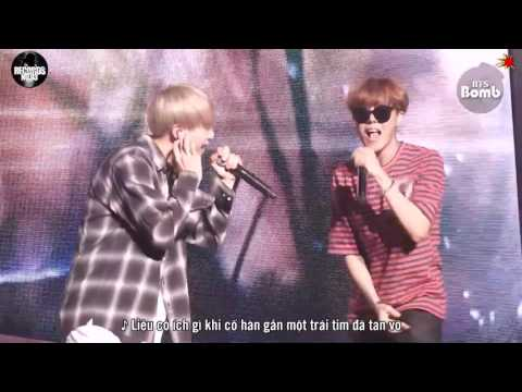[VIETSUB] [BANGTAN BOMB] BTS' Vocal Duet 'SOPE-ME' Stage behind the scene