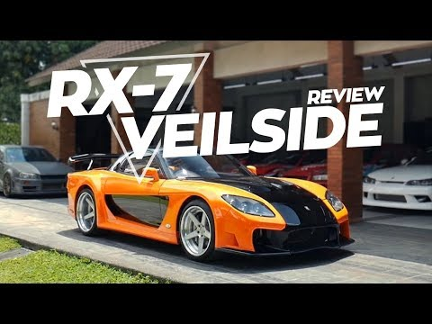 Review Mobil Han Tokyo Drift! | Rx-7 Veilside Review