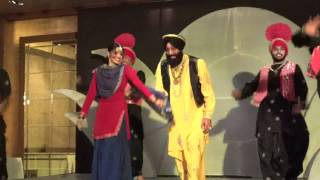 Bhangra Group New Delhi Naag 2