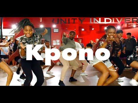 "Wande Coal Feat. Wizkid - ""Kpono"" | Phil Wright Choreography | @phil wright"