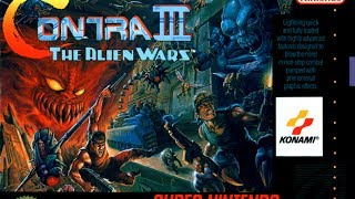 Contra III The Alien Wars: Why the Hype? - SNESdrunk