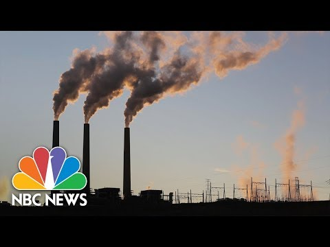 Coal-Fueled Plant Closes; A Crisis For Native American Workers | NBC News