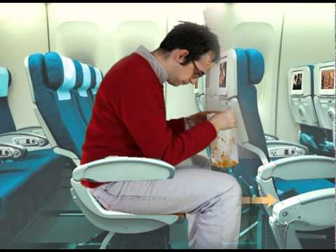 how to avoid motion sickness on a plane