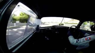 legends race lemans 2015 part 2 Aston DB2 Lightweight