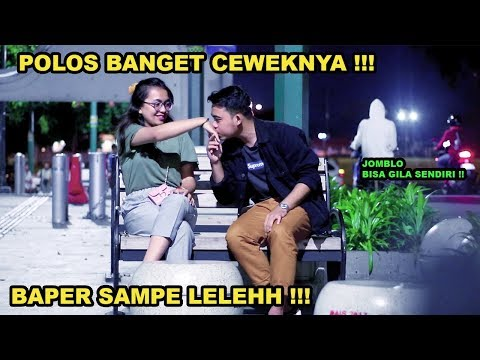 MODUS GOMBAL TERBARU!! BIKIN CEWEK CANTIK BERKACAMATA BAPER BANGET SAMPE LELEEHH !!!