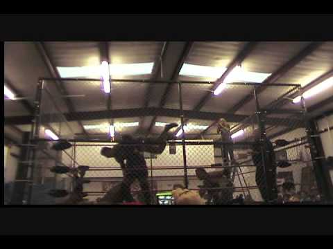 CWF Praise in the Cage Night 1