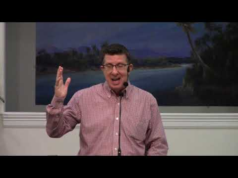 What Says People Do Act 2:41-47 | Evangelist Mike Courtney