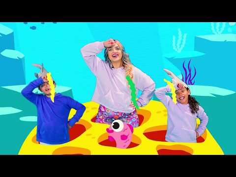 🐠-baby-shark-dance-|-sing-and-dance!-|-animal-songs-|-songs-for-children-💦-new-official-version