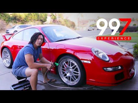 The Porsche 997 S Experience