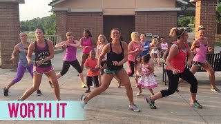 fifth harmony worth it dance fitness with jessica