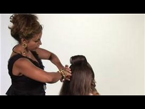 Hairstyles for Curly Hair : How to Create Bridal Hairstyles